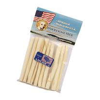 """Wholesome Hide� Twists, 5"""" long, 10 count"""