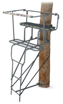 Ameristep 15-Feet Two Man Ladder Stand