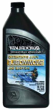 Quicksilver Two Stroke Snowmobile Oil