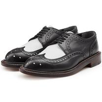 Robert Clergerie Two-Tone Leather Brogues