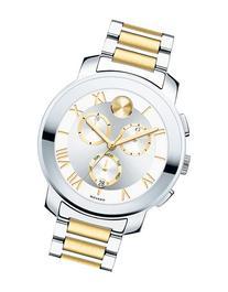 Women's Movado 'Bold' Two-Tone Multifunction Bracelet Watch