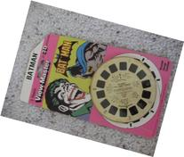 TYCO View-Master 3-D / Batman The Animated Series Reel Set
