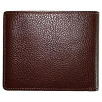 BOCONI Tyler Tumbled Leather Billfold