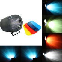 1byone® Type QS-0091 Mini Flashing Light Lamps With Three