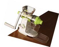 Typhoon Manual Wheatgrass Juicer - Hand Crank Wheat Grass,