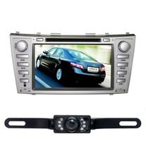 "Tyso For Toyota Camry  HD 8"" Car DVD GPS Navigation Rear"