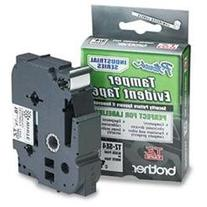 Brother P-Touch TZ Series Tamper-Evident Security Laminated