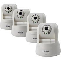 4PCS TENVIS TZ100 HD Wireless IP/Network Security