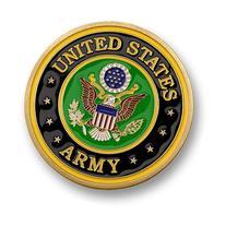 U.S. Army Adhesive Medallion 3