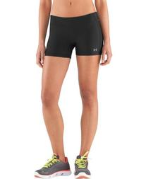 Under Armour Women's UA Authentic Shorty Large Black