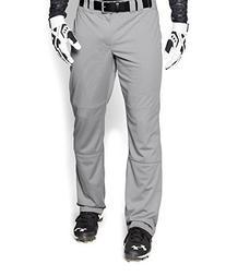 Under Armour Men's UA Leadoff Baseball Pants Medium White