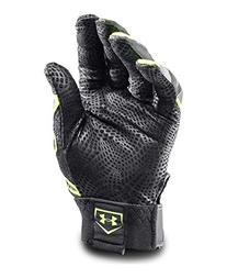 Under Armour Mens UA Yard Undeniable Baseball Batting Gloves