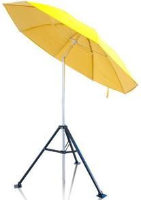 27155f4a5ff8 Black Stallion UB150 FR Industrial Umbrella And Tripod