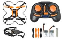 UDI RC U839 2.4G 3D Nano RC Quadcopter ORANGE