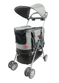 Useful. UH-A125 3 in 1 Pet Stroller ,Carrier and Car Seat