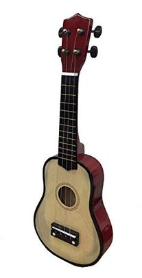 OMNI Ukulele Steel String Uke Guitar with Gig Bag Tuner and