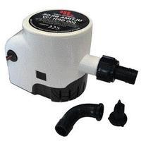 "Johnson Pump Ultima Bilge 600 GPH 3/4"" Hose Dura Ports"