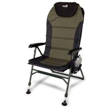 EARTH ULTIMATE 4-POSITION OUTDOOR CHAIR w. NEW ADJUSTABLE
