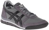 Onitsuka Tiger Ultimate 81 Running Shoe, Silver/Black, 10 M
