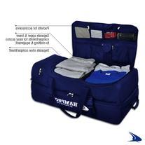 CHAMPRO Sports® Ultimate Catcher / Umpire Equipment Bag w/