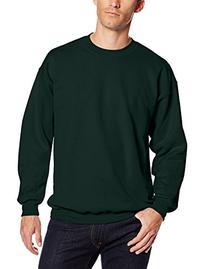 Hanes Men's Ultimate Heavyweight Fleece Sweatshirt, Deep