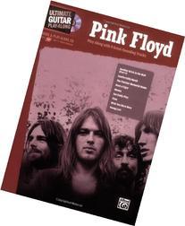 Ultimate Guitar Play-Along Pink Floyd Book/online audio
