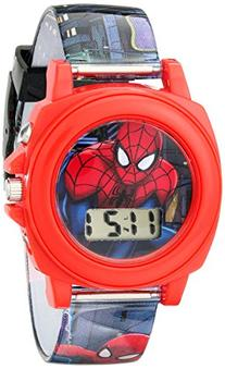 Marvel Ultimate Spider-Man  Kids' SPD3422 Digital Display