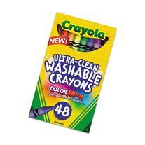 Crayola Ultra Clean Washable Crayons