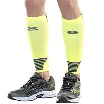Zensah Ultra Compression Leg Sleeves for Running, Shin