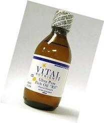 Vital Nutrients - Ultra Pure Fish Oil 1400  - Deep Sea