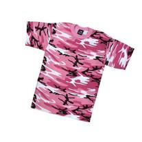 Ultra Force Pink Camo T-shirt, 2XL