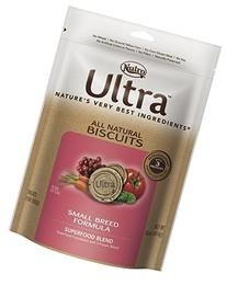 Nutro Ultra Natural Biscuits Small Breed Formula Superfood