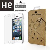 iPhone 5 Screen Protector,ZeroLemon 9H Premium Tempered