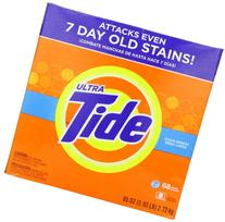 Tide Ultra He Clean Breeze Scent Powder Laundry Detergent,
