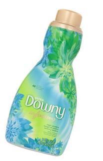 Downy Ultra Infusions Liquid Fabric Softener, Sage Jasmine,