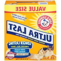 Arm & Hammer Ultra Last Litter, 26.3 Lbs