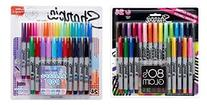 Sharpie Ultra-Fine Point Permanent Markers, 80s Glam and