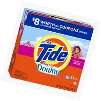 Tide With a Touch of Downy HE Turbo Powder Laundry Detergent