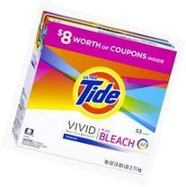 Detergent Powder W/Bleach 95oz