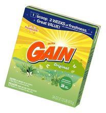 Gain 34OZ Pow Detergent