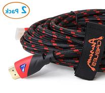 Aurum Ultra Series - High Speed HDMI Cable 25 Ft with