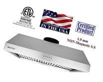 "XtremeAIR Ultra Series UL11-U30, 30"" width, Baffle filters,"