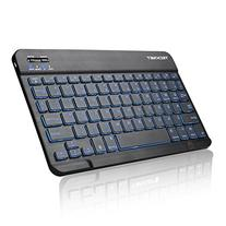 Backlit Bluetooth Keyboard, TeckNet Universal Ultra-Slim