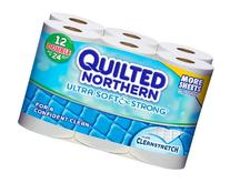 Quilted Northern Ultra Soft & Strong 190 2-Ply Bathroom