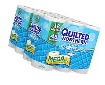 Quilted Northern Ultra Soft and Strong Bath Tissue, 36 Mega