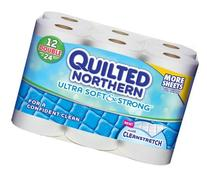 Quilted Northern Ultra Soft and Strong Double Rolls