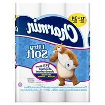 Charmin Ultra Soft Toilet Paper Double Rolls, 12 ea
