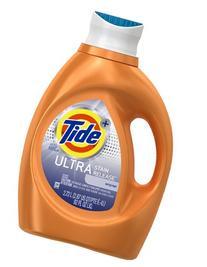 Tide Ultra Stain Release Liquid Laundry Detergent, Original