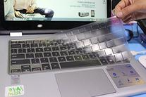 Ultra Thin TPU Clear Transparent Keyboard Cover for Dell