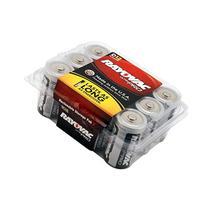 Rayovac UltraPro Alkaline D Batteries, 12-Pack with